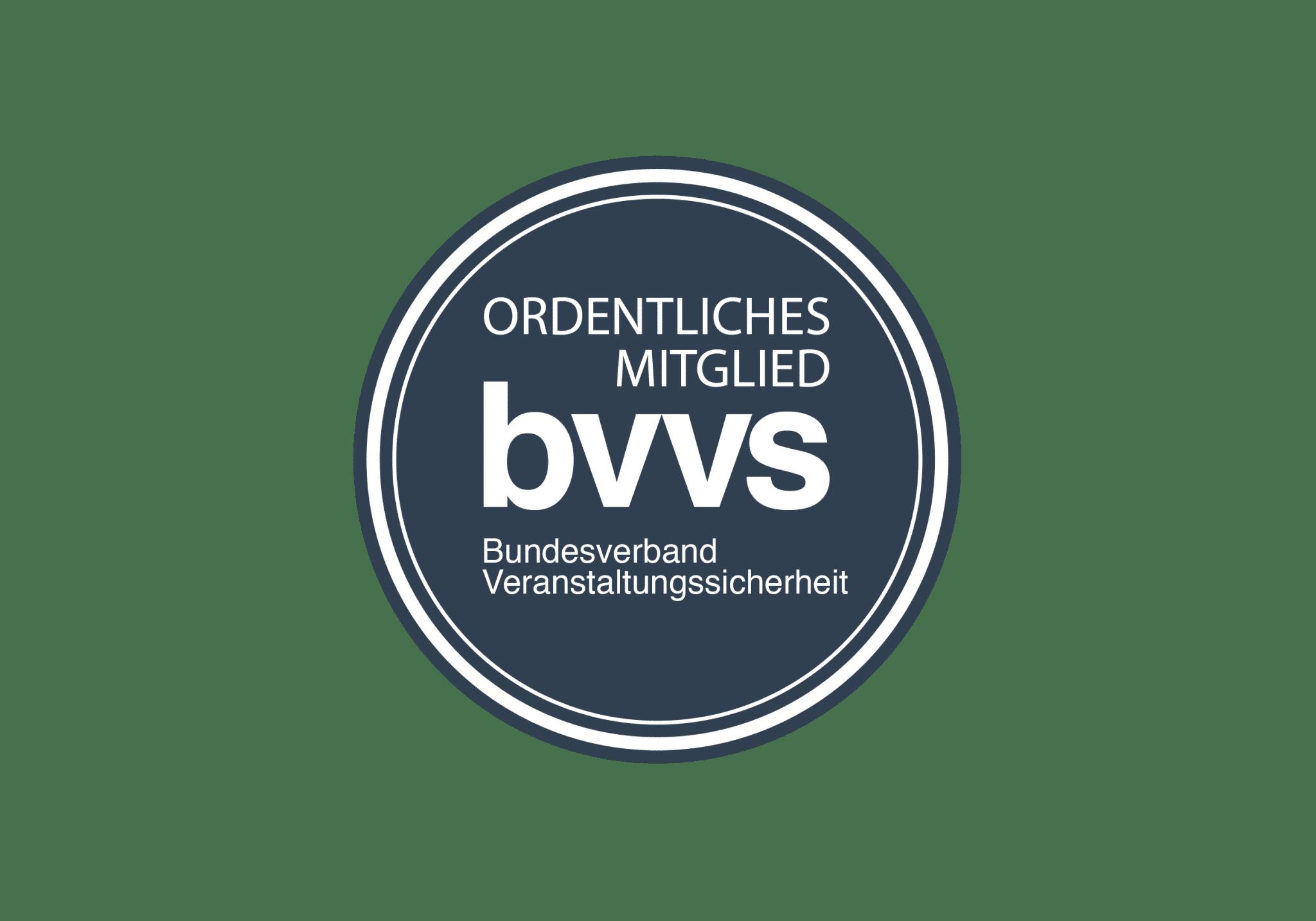 BVVS Berufsverband Veranstaltungssicherheit