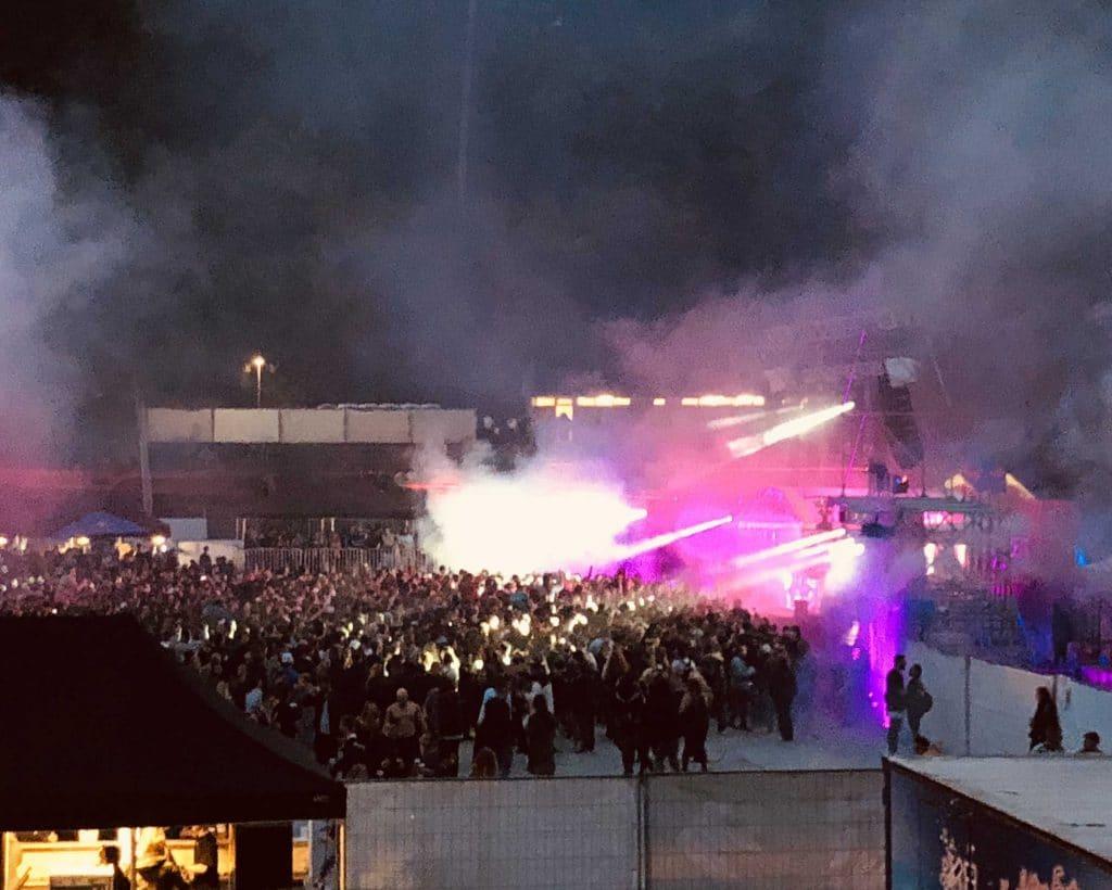 GuteZeit Festival 2019 by Dennis Eichenbrenner, Veranstaltungssicherheit