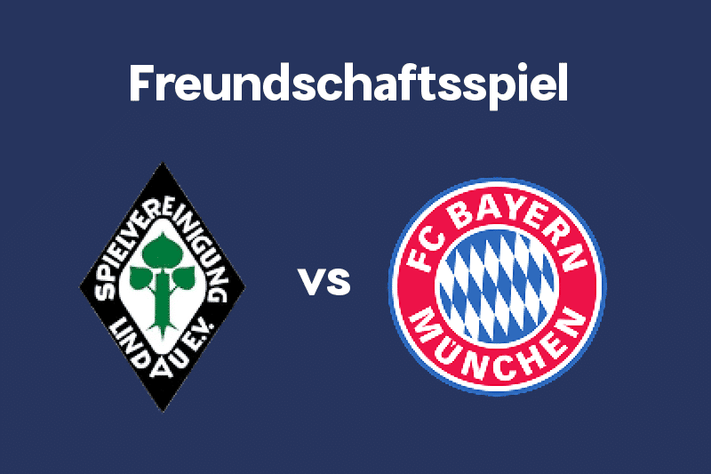 SpVgg Lindau vs. FC Bayern München