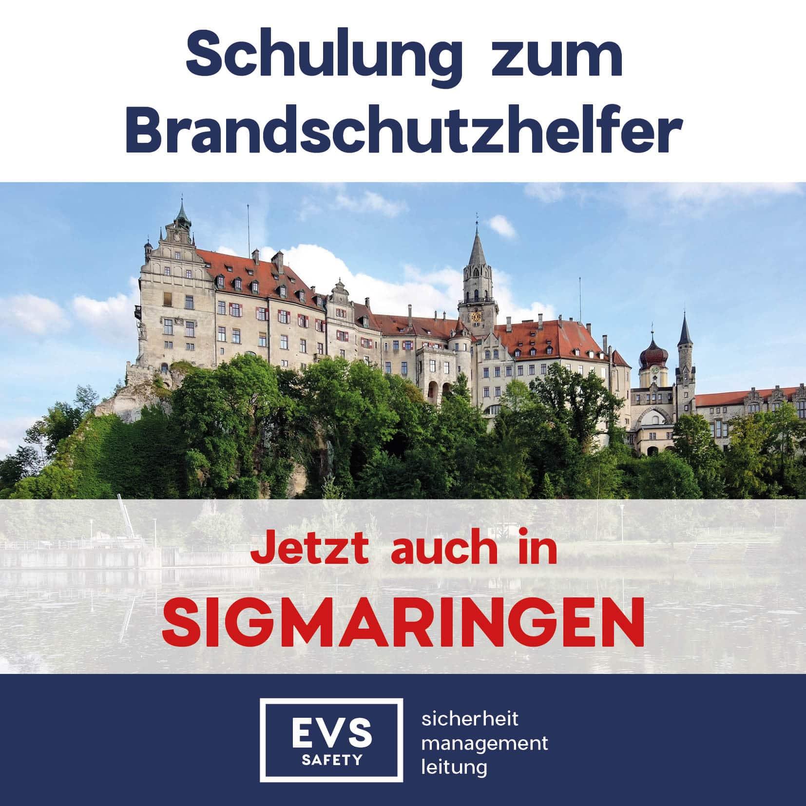 Brandschutzhelfer-Seminare nun auch in Sigmaringen!